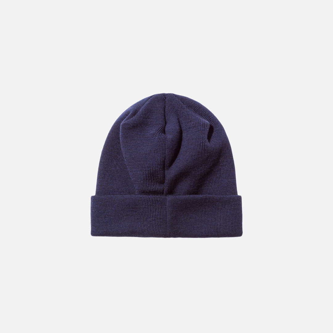 Norse Projects Top Beanie - Navy