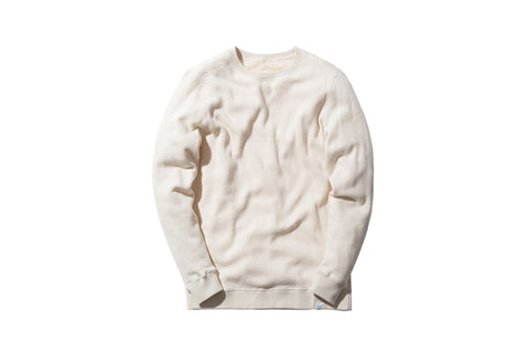 Norse Projects Vagn Knit Crew - Ecru