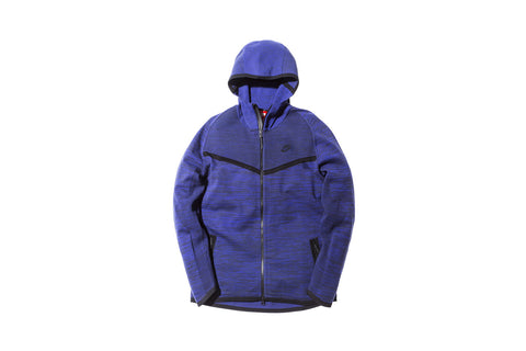 Nike Tech Knit Windrunner - Deep Royal