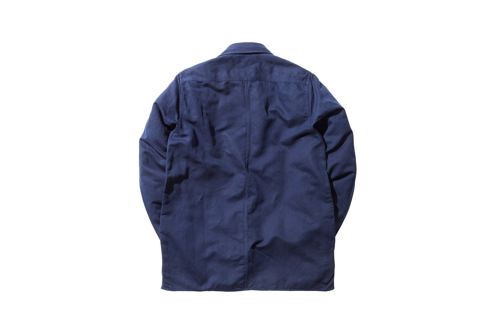 Norse Projects Jens Linen Shirt - Navy