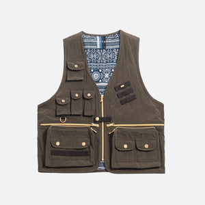 Kith Tactical Vest - Black Olive Image 4