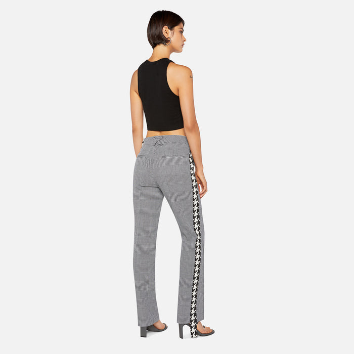 Off-White Galles Side Band Cigarette Pant - All Over