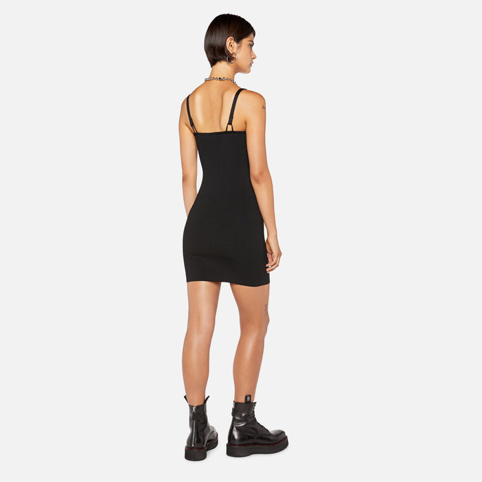 Alyx Studio Knit Dress - Black