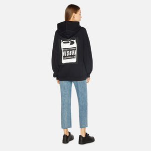 MISBHV Lubricants Hoodie - Washed Black
