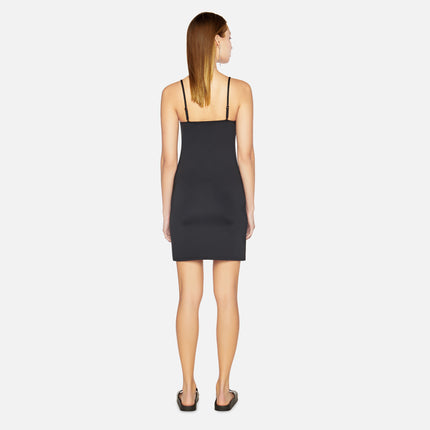 Kith Women x Frankies Chemise Dress - Solid Black