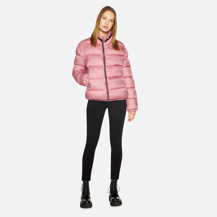 1017 ALYX 9SM Classic Puffer - Pink