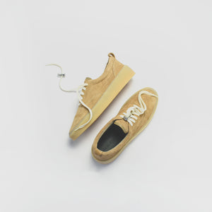 Fear Of God 101 Lace Up Sneaker Calcare - Tan