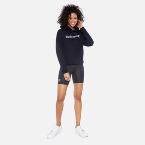 Ashley Williams Eternity Track Hoodie - Black