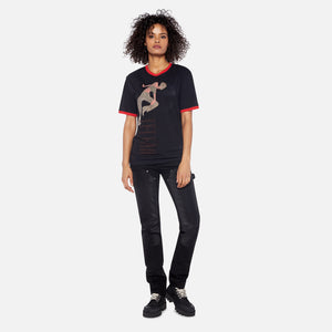 Telfar Late Night Tour Tee - Black