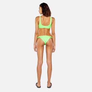 Frankies Cole Bottom - Acid Green