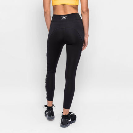 Kith Carrie Cire Tights - Black