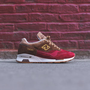 New Balance MIUK M1500 DTC - Brown / Red