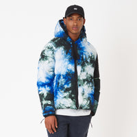 Kith x Nemen Blade Goose Down Jacket - Blue / Green Thumbnail 1