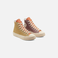 Converse Chuck 70 High - Prairie Sand / Noble Grey / Egret Thumbnail 1