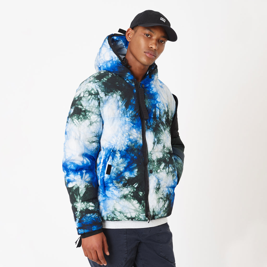 Kith x Nemen Blade Goose Down Jacket - Blue / Green-look