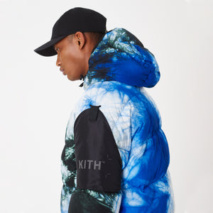 Kith x Nemen Blade Goose Down Jacket - Blue / Green