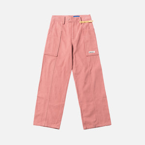 Ader Error Oxford Pants - Pink