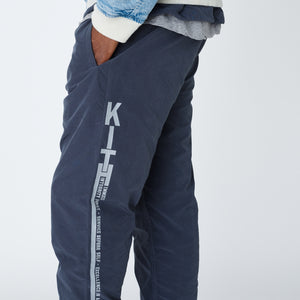 Kith Military Track Pants Ripstop - Ebony