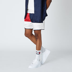 Kith x Tommy Hilfiger Satin Boxing Short - White
