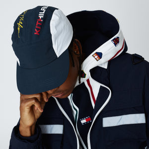 Kith x Tommy Hilfiger Racer Cap - Navy / White