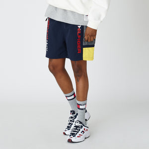 Kith x Tommy Hilfiger Solid Swim Trunk - Navy