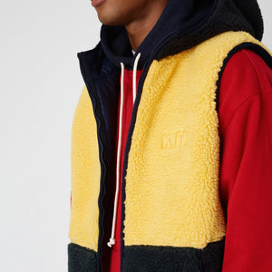 Kith Williams III Contrast Hoodie - Chili Pepper Image 6