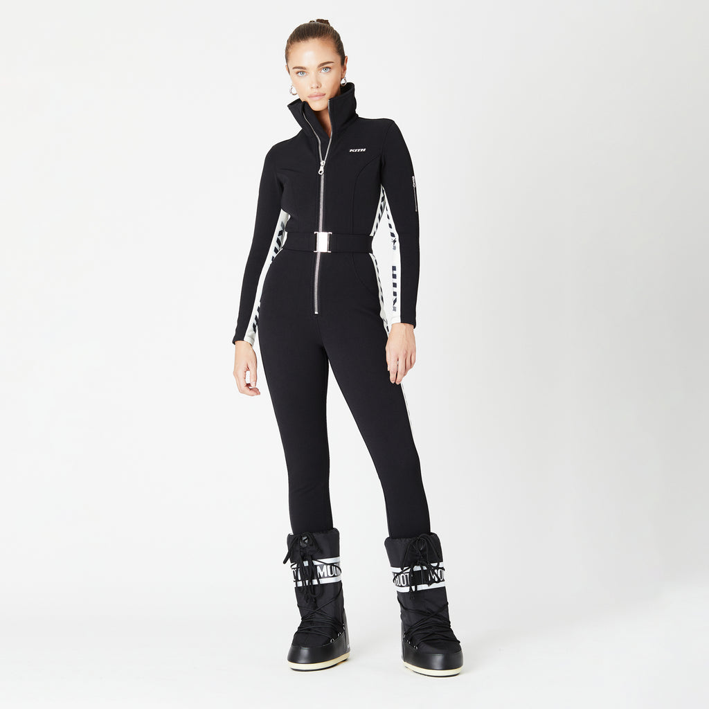 Kith Women x Cordova The Cordova Jumpsuit - Black / White-look