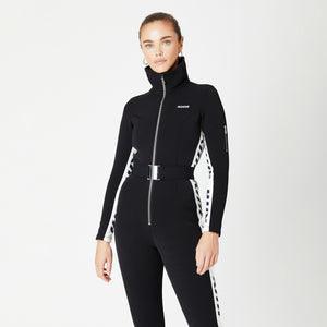 Kith Women x Cordova The Cordova Jumpsuit - Black / White