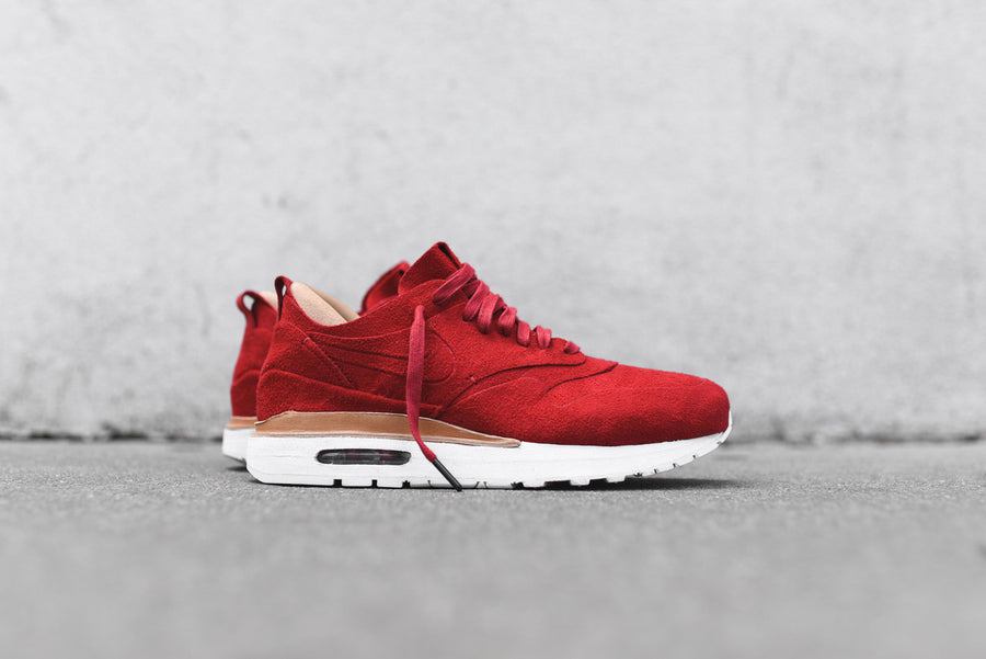 Nike Air Max 1 Royal - Gym Red