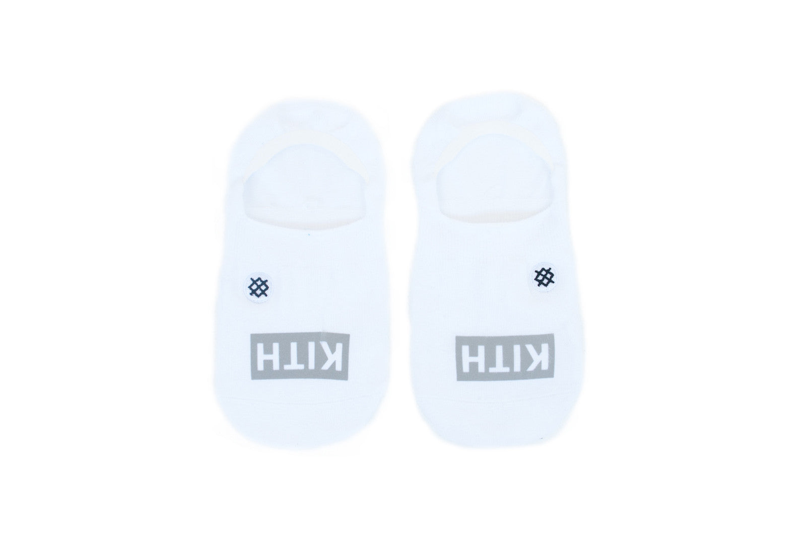 "KITH x Stance ""Achromatic"" Super Invisible Sock - White"