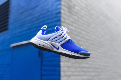 Nike Air Presto Racer - Blue / White
