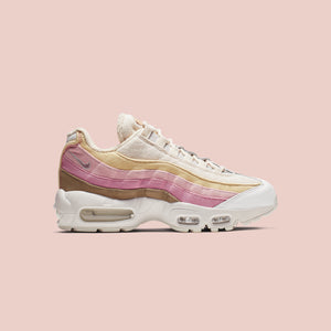 the latest f52d3 f9069 Nike WMNS Air Max 95 - Lemon Wash   Plum Chalk   Plum Dust