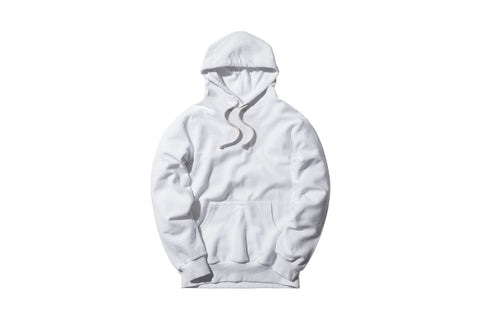 Kith Reverse Williams Hoody - White