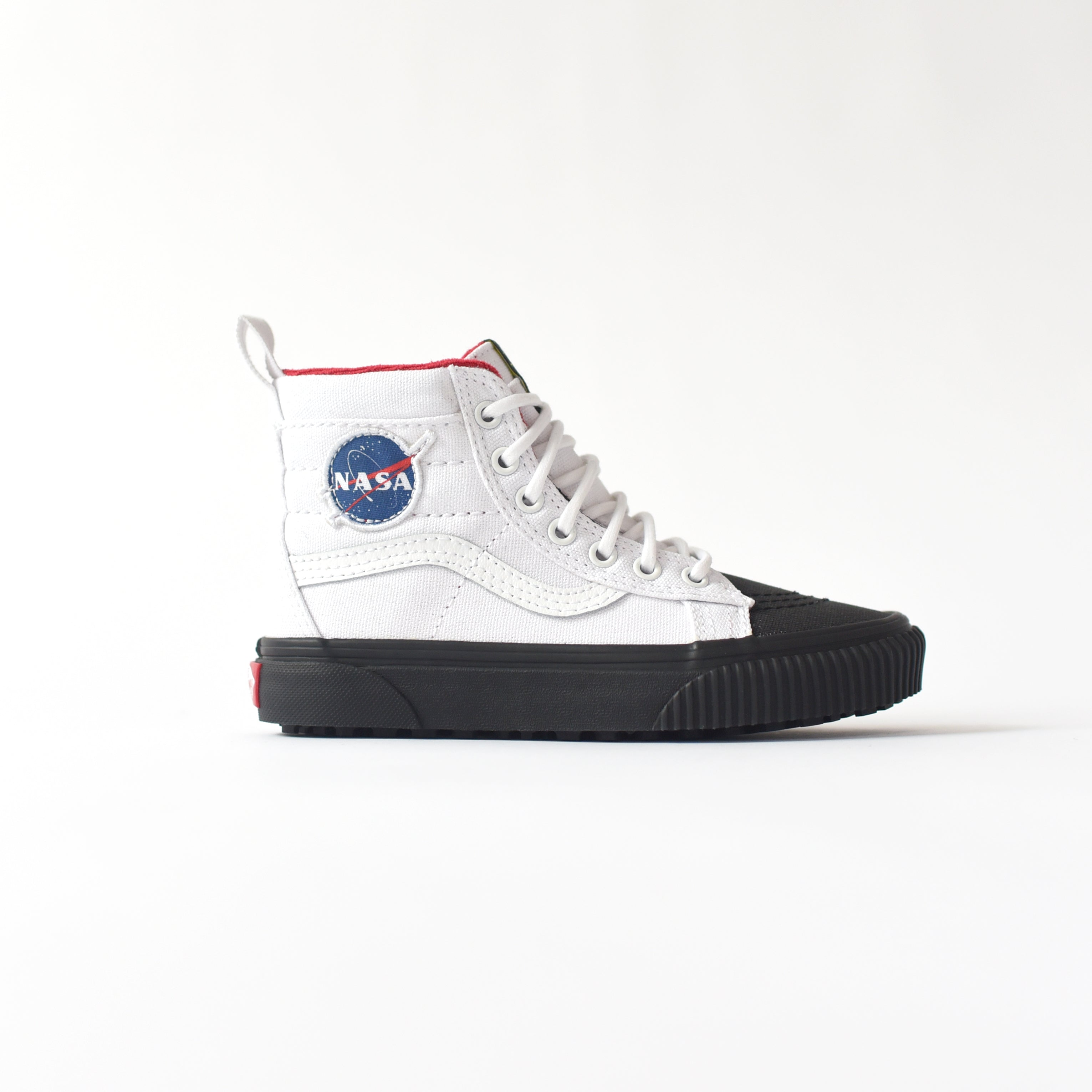 kids vans nasa shoes