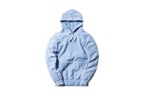 Kith Reverse Williams Hoody - Sky Blue
