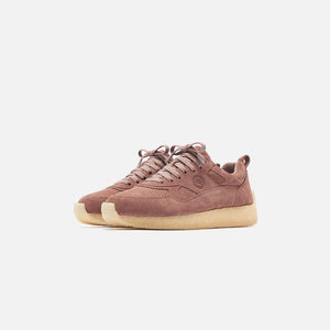 Kith for Clarks Lockhill Suede - Mauve