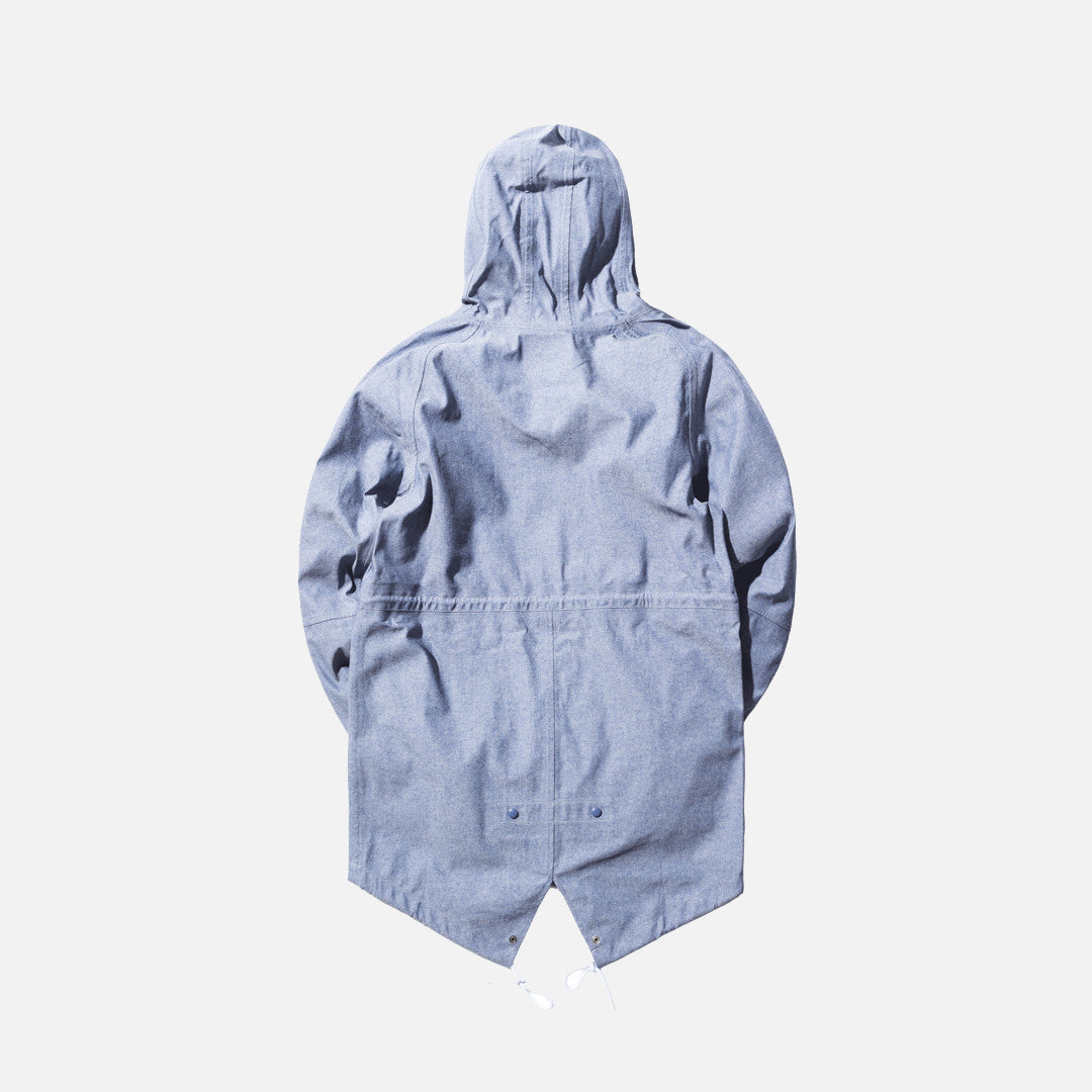Kith Exeter Fishtail Jacket - Chambray