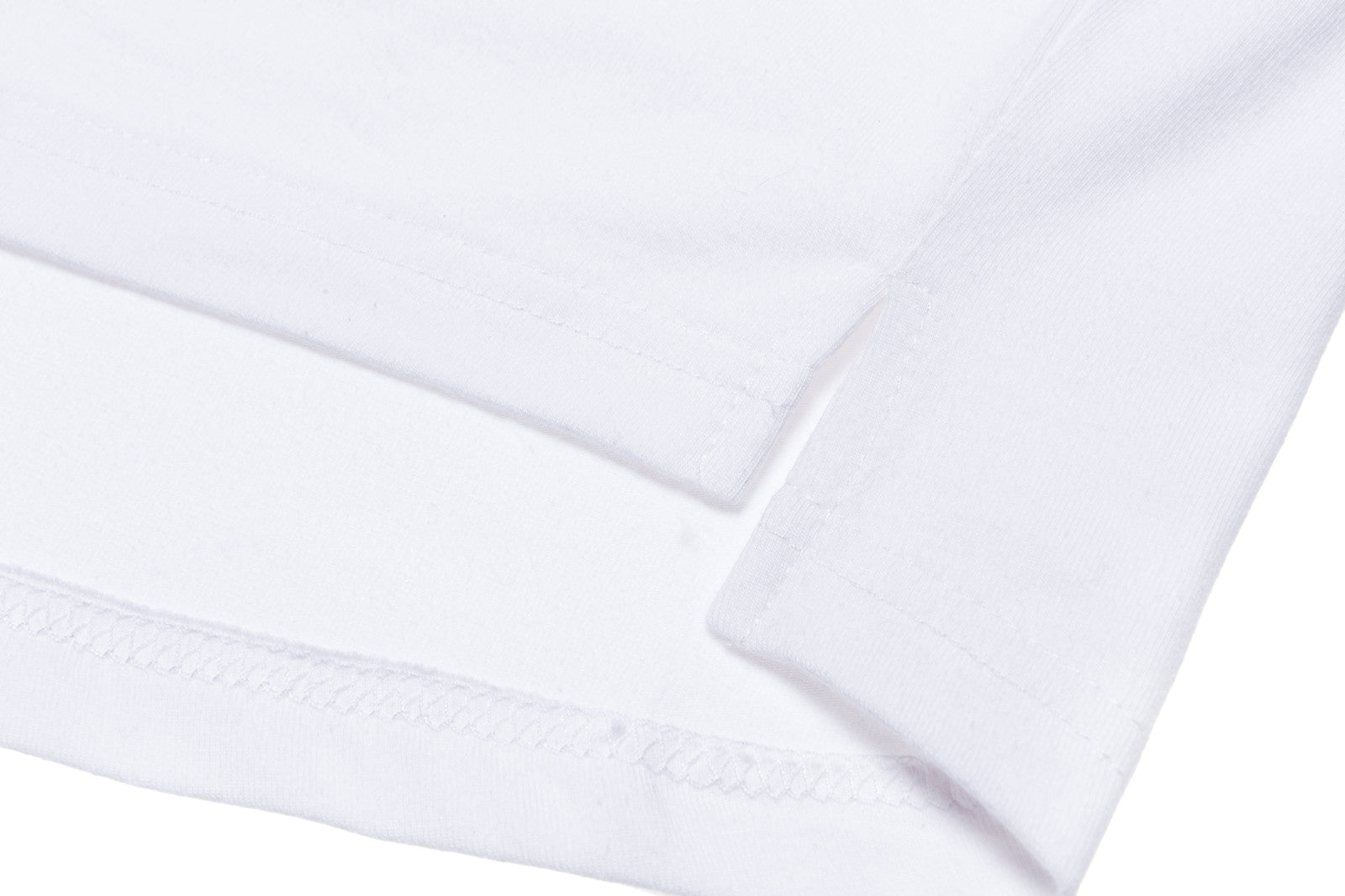 KITH Us Pocket Tee - White / Navy / White