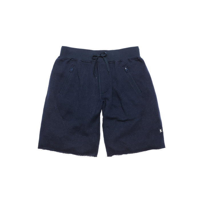 KITH Loose Gauge Bleecker Short - Navy