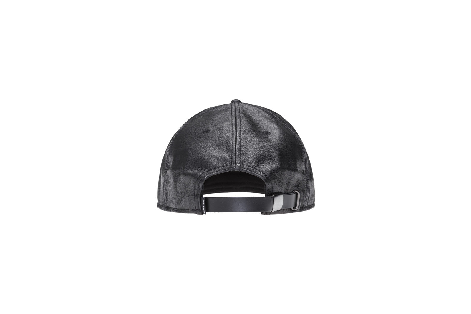 Mighty Healthy Leather Hat - New York