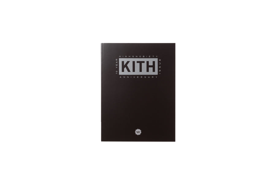 "KITH x Highsnobiety Issue 11 - ""10 Year Anniversary"""