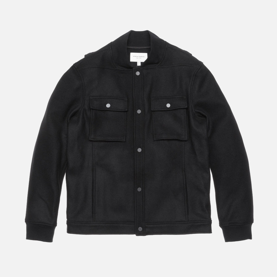 Public School Square Neck Jacket