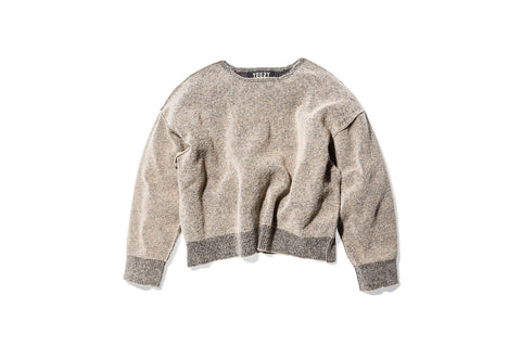 Yeezy Boucle Sweater - Brown