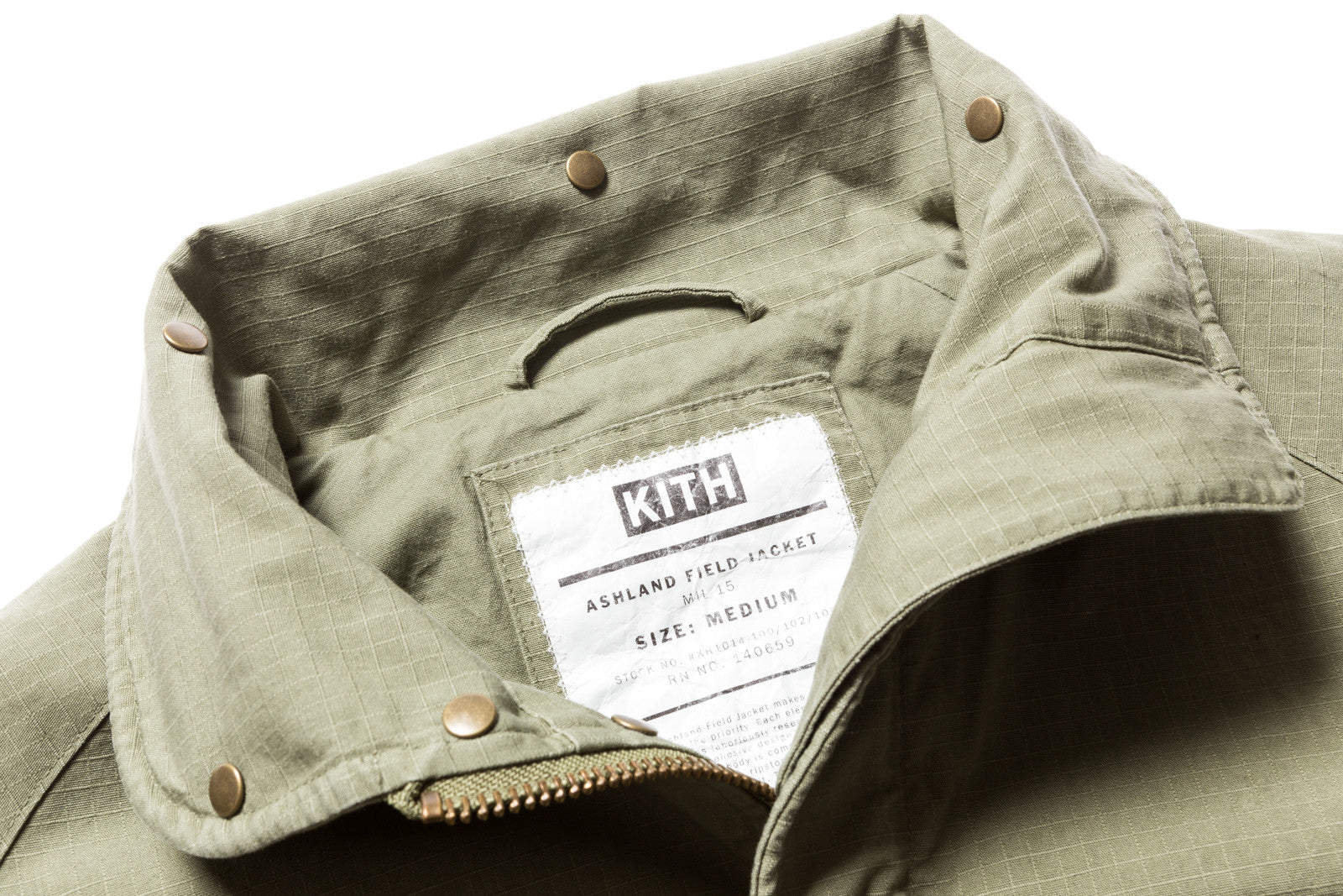KITH Ashland Field Jacket - Olive