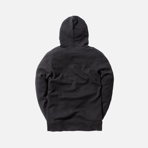 John Elliott Hooded Villain - Black Image 2