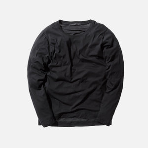 John Elliott L/S Mercer Tee - Black