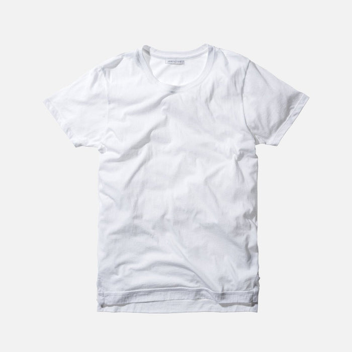 John Elliott Mercer Tee - White