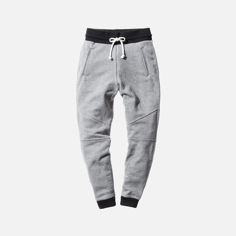 John Elliott Escobar Sweatpant - Grey / Black