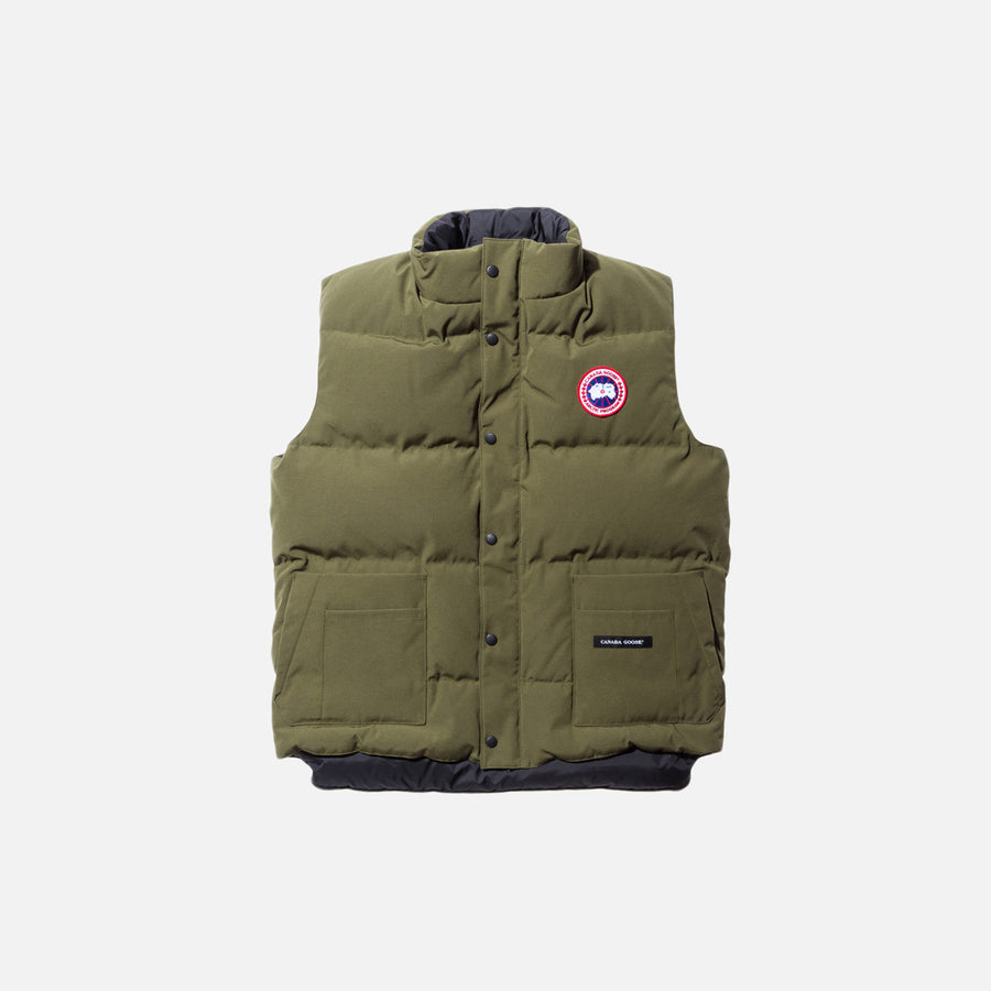 Canada Goose Freestyle Vest - Olive