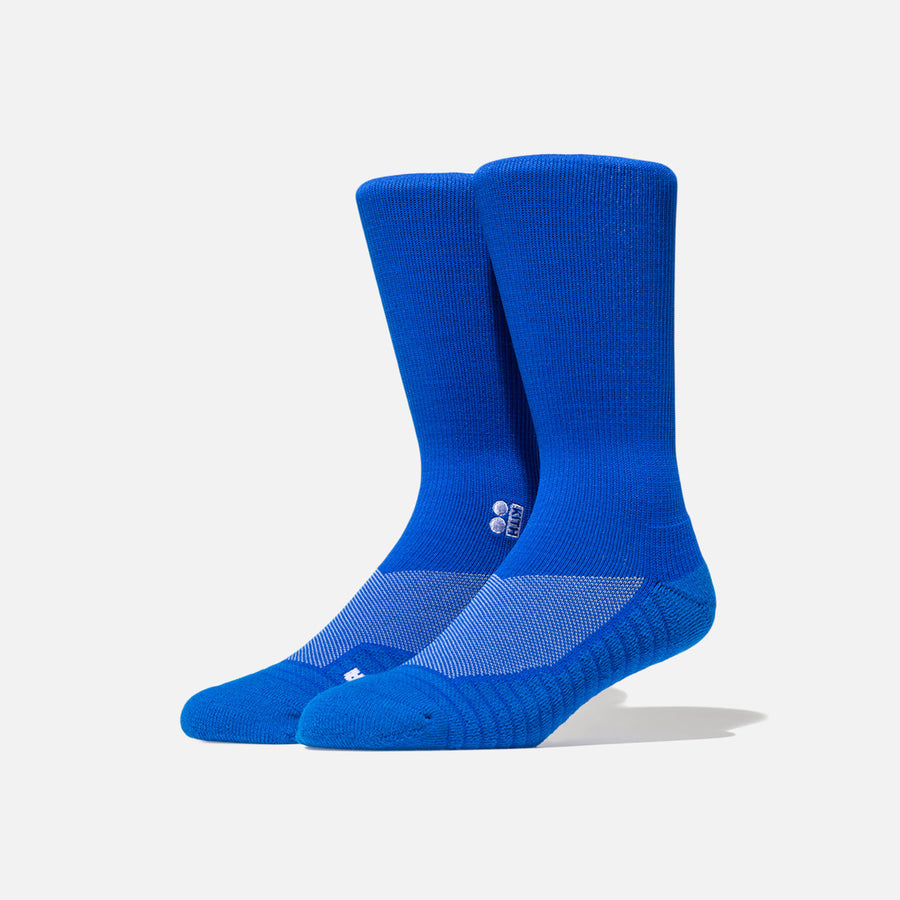 Kith x Colette x Stance Fusion Performance Crew Sock - Blue